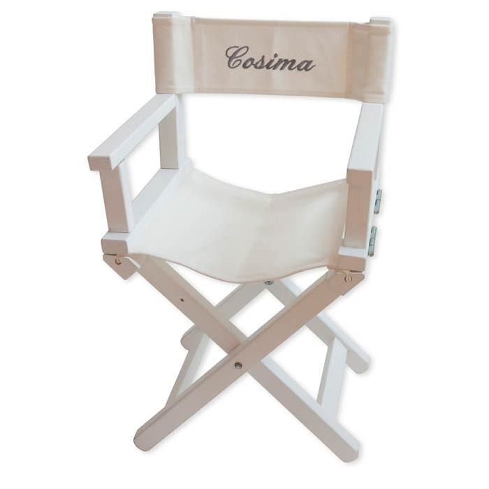 Chaise metteur en scene enfant - Chaise metteur en scene enfant ...