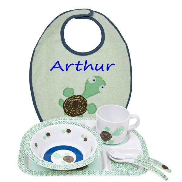 Liste de naissance d\'Arthur